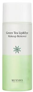 Missha Green Tea Makeup Remover