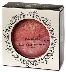 MivaGirl Kiss Kiss Velvet Baking Powder Blush