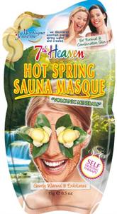 Montagne Jeunesse 7th Heaven Hot Spring Sauna Maszk