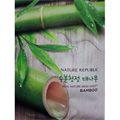 Nature Republic Real Nature Mask Sheet - Bamboo