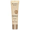 RIVAL loves me Matt & Poreless Primer