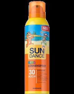 Sundance KIDS Napozó Spray SPF 30