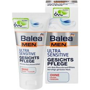 Balea Men Ultra Sensitive Arckrém
