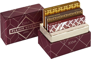 Zoeva Plaisir Box Voyager Eye Palettes