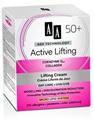 AA Age Technology Active Lifting 50+ Lifting Hatású Nappali Arckrém UVA/UVB