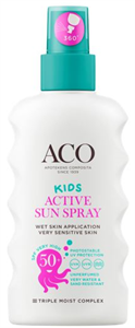 ACO Kids Active Sun Spray SPF50+