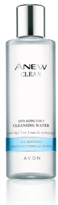 Anew Cleanse Bőröregedést Késleltető Arctisztító Víz, 3 az 1-ben Arctisztító Víz