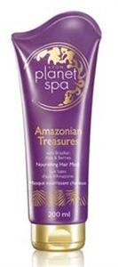 Avon Planet Spa Amazonian Treasures Tápláló Hajpakolás