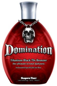 SupreTan Domination Titanium Black