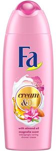 Fa Cream & Oil Mandulaolaj és Magnólia Tusfürdő