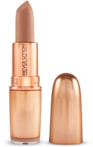 MakeUp Revolution Iconic Matte Nude Revolution Lipstick