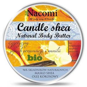 Nacomi Masszázsgyertya - Narancs és Vanília