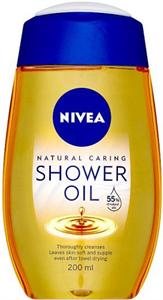 Nivea Natural Caring Shower Oil