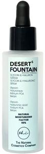 Phi Desert's Fountain Glycoin és Hialuron Szérum