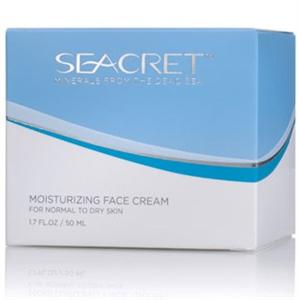 Seacret Moisturizing Face Cream