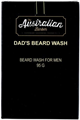 The Australian Barber Dad's Beard Wash Szakállmosó Szappan