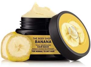The Body Shop Banános Hajmaszk