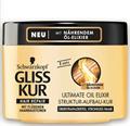 Gliss Kur Ultimate Oil Elixir Hajszerkezet Regeneráló Hajpakolás