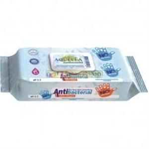 Aquella Antibakteriális Nedves Törlőkendő