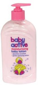 Baby active Moisturising Baby Loiton