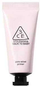 3 Concept Eyes Back To Baby Pore Velvet Primer