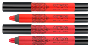 Catrice Nomadic Traces Matt Lip Colour