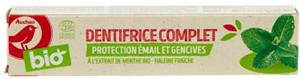Auchan Bio Complet Fogkrém