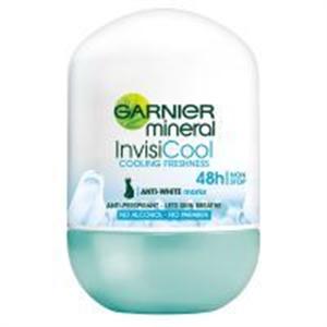 Garnier Mineral Invisicool Anti-White 48H