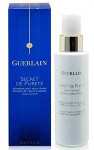 Guerlain Secret De Pureté Eye & Lip Make-Up Remover