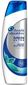 Head & Shoulders Men Ultra Instant Scalp Relief Korpásodás Elleni Sampon