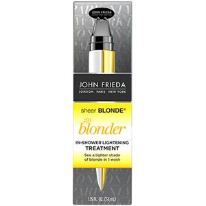 John Frieda Go Blonder Express In-Shower Lightening Treatment