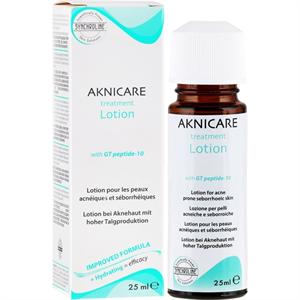 Synchroline Aknicare Lotion Pattanásos és Mitesszeres Bőrre