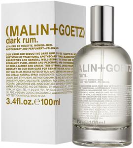 Malin + Goetz Dark Rum. EDT