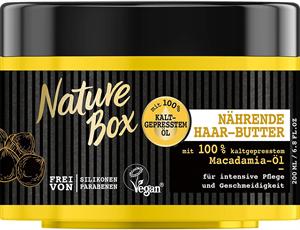 Nature Box Tápláló Hajpakolás Makadámia Olajjal