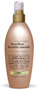 OGX Brazilian Keratin Smooth Flat Iron Spray