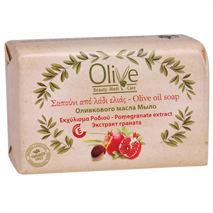 Minoan Life Olive Beauty MediCare Gránátalmás Oliva Szappan
