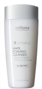 Oriflame Optimals White Foaming Cleanser