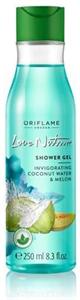 Oriflame Love Nature Tusolózselé Kókuszvízzel és Dinnyével