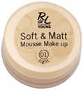 RdeL Young Soft & Matt Mousse Alapozó