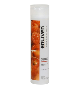 Enliven Raspberry & Red Apple Shampoo