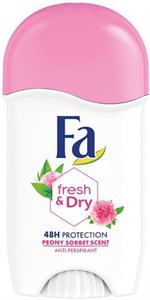 Fa Fresh & Dry Peony Sorbet Antiperspirant Deo Stick