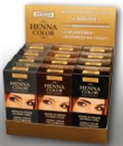 Venita Henna Color Krémfesték Szemöldökhöz és Szempillához