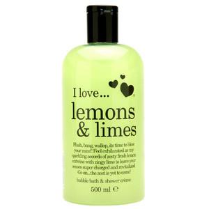 I Love... Lemons & Limes Tusfürdő