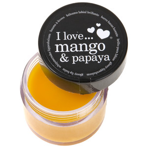 I love... Mango & Papaya Glossy Lip Balm