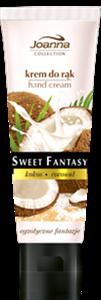 Joanna Collection Sweet Fantasy Kókuszos Kézkrém