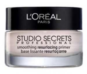 L'Oreal Studio Secrets Smoothing Resurfacing Primer