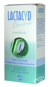 Lactacyd Femina Ocean Fresh Gel
