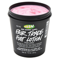 Lush Trade Foot Lotion