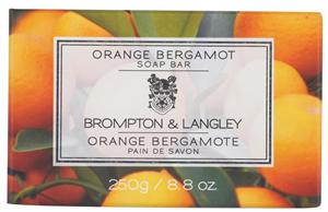 Brompton & Langley Orange Bergamot Soap Bar
