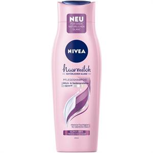 Nivea Hairmilk Fény Sampon